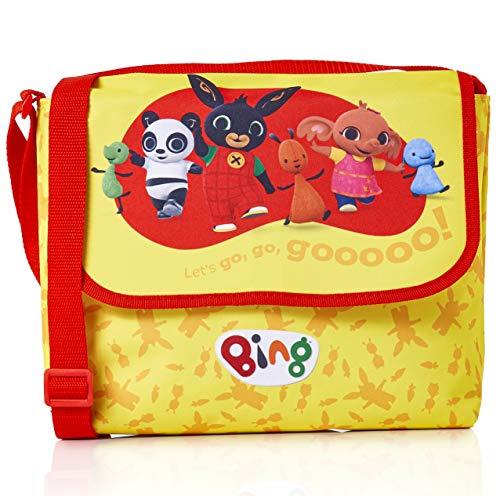 Bing Bunny tas, kindertas kleuterschooltas schoudertas jongens meisjes schooltas kleuterschool, reistas, kleuterschoolrugzak kindertas, tabletbeschermhoes, een leuk cadeau