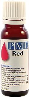 Colorante Alimentario 100% Natural PME - Rojo 25 g