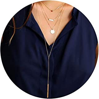 cute layered necklaces