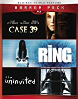 The Horror Pack Triple Feature (Case 39 / The Ring / The Uninvited) [Blu-ray]