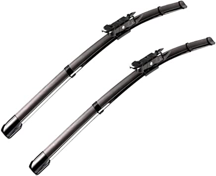 2 wipers Factory Fit Volvo V70 XC70 2004-2007 XC90 2005-2014 S80 2004