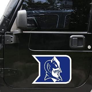NCAA Duke Blue Devils 12 inch Vinyl Magnet