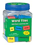 Eureka Educational Tub of Word Tiles Classroom Supplies for Teachers,160 pc (867450)