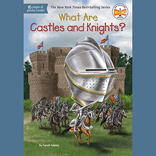 What Are Castles and Knights? cover art