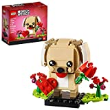 BrickHeadz Valentines Day Puppy in Love 40349 148 Pieces