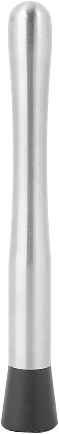 Stainless Steel Tucson Mall Cocktail Muddler Limited time for free shipping Cart Drinkware Bar T