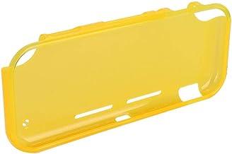 Capa protetora de bom efeito de amortecimento para Switch Lite Capa de console de jogos para periféricos de jogos(yellow)