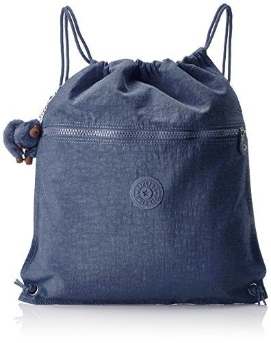 Kipling SUPERTABOO Kinder-Sporttasche, 15 Liter, True Jeans