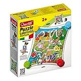 *Quercetti - 0297 Puzzle Labirinto Gioco...