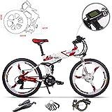 RICH BIT 860 VTT Vélo électrique Hybride Pliant de Montagne
