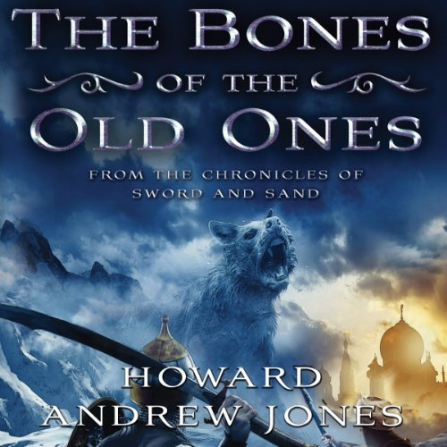 The Bones of the Old Ones audiobook cover art