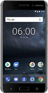 Nokia 6 Ta-1033 32Gb Black in Original Box(Renewed)