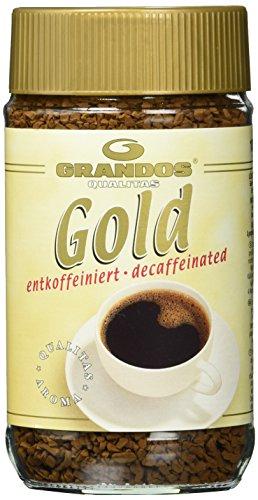 Grandos Kaffee, 12er Pack (12 x 100 g)