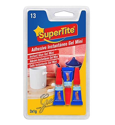 Supertite 2513 - Adhesivo instantáneo...