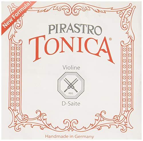 Pirastro Tonica 412821Silber 3ª-medium-violín 4/4