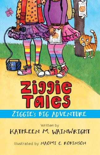 Ziggie Tales: Ziggie's Big Adventure (English Edition)