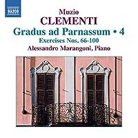 Gradus Ad Parnassum (Exercises 66-100) Vol. 4