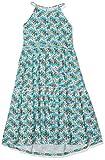NAME IT Mädchen NKFJESSAMINE SL MAXI DRESS Kleid, Weiß (Bright White), (Herstellergröße: 152)