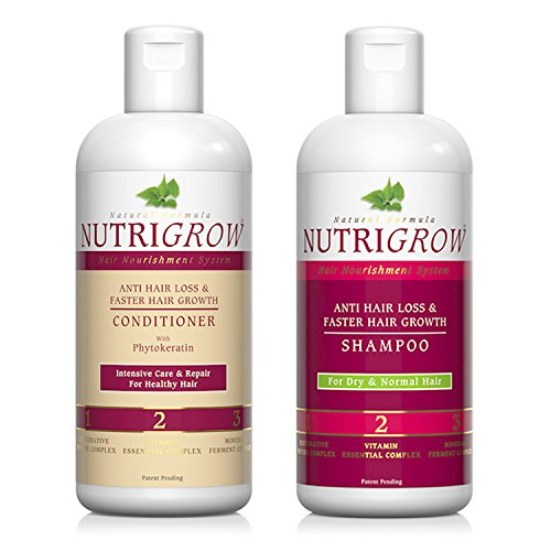Nutrigrow Set Dry & Normal Hair Shampoo + Conditioner