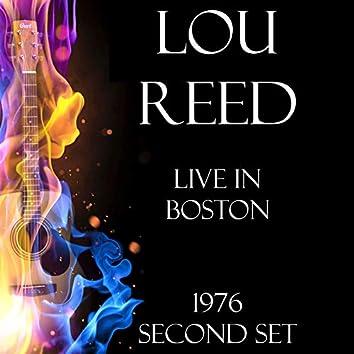 Live in Boston 1976 Second Set (LIVE)