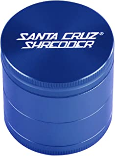 Santa Cruz Shredder Herb Grinder 4 Piece Medium 2 1/8