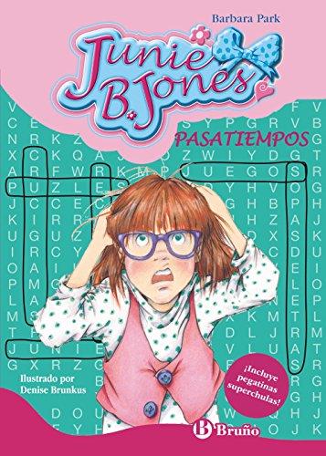 PASATIEMPOS Junie B. Jones (Castellano - A Partir De 6 Años -...