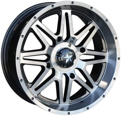 4 137 Motosport Alloys M26 Vibe Wheel f 3.5 Tint mart Sale SALE% OFF Dark + 14x7