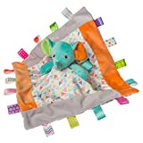 Taggies Chara Counter Blanket, Kaleidoscope Elephant