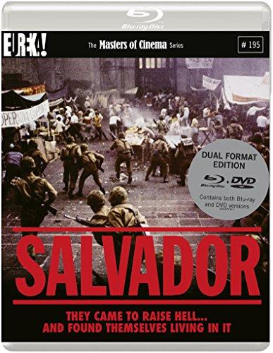 Salvador (1986) [Masters of Cinema] Dual Format (Blu-ray & DVD) edition