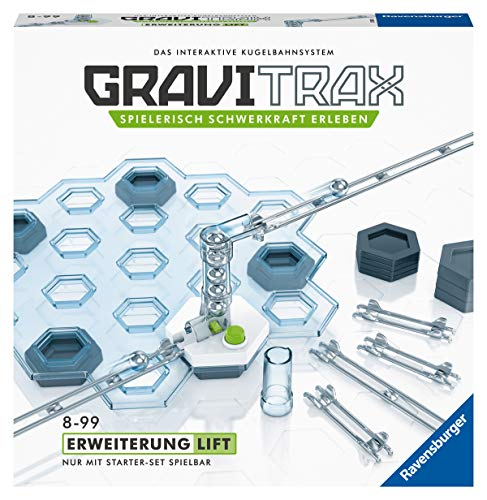 Ravensburger 27611 GraviTrax Kugelbahn - Erweiterung Lift