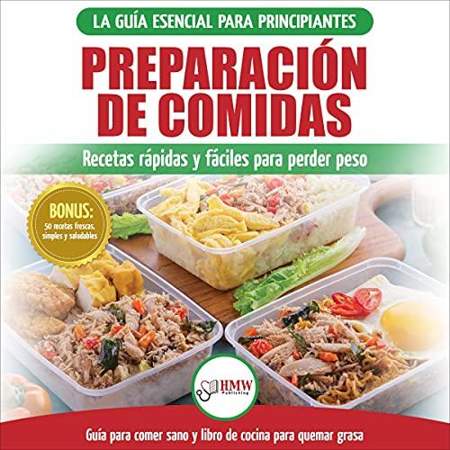 Preparación De Comidas [Meal Preparation] cover art