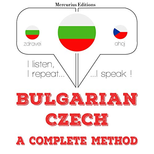 Bulgarian - Czech. A complete method cover art