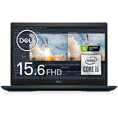 Dell ゲーミングノートパソコン Dell G3 15 3500 ブラック Win10/15.6FHD/Core i5-10300H/8GB/256GB SSD+1T...