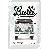 Nostalgic-Art Retro Blechschild, Volkswagen Bulli T1 –