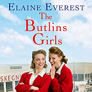 Couverture de The Butlins Girls