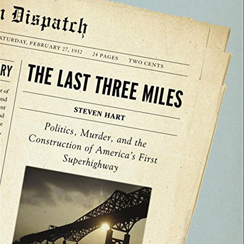 Page de couverture de The Last Three Miles