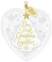 Hallmark Keepsake Ornament Our First Christmas Together 2010