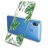 Oihxse Funda Compatible con Samsung Galaxy S7 Edge/G9350, Carcasa Transparente Silicona TPU Suave Protector de Golpes Ultra-Delgado Cristal Cover Anti-Choque Anti-Arañazos Bumper-Fruta
