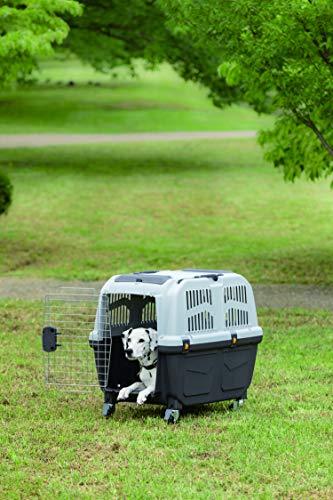 """Nobby 72126 Transportbox für mittlere und große Hunde """"Skudo 3 Iata"""" 60 x 40 x 39 cm - 2"""