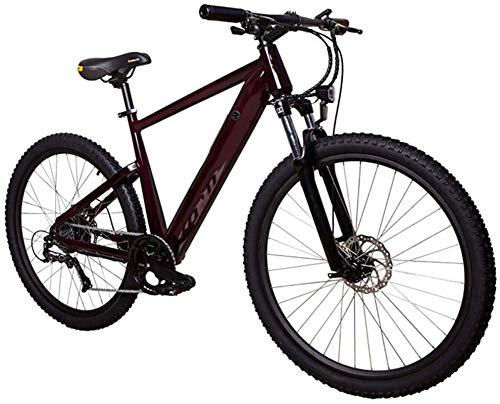 Bici electrica, E-bici de montaña Ocultos bicicletas de mon