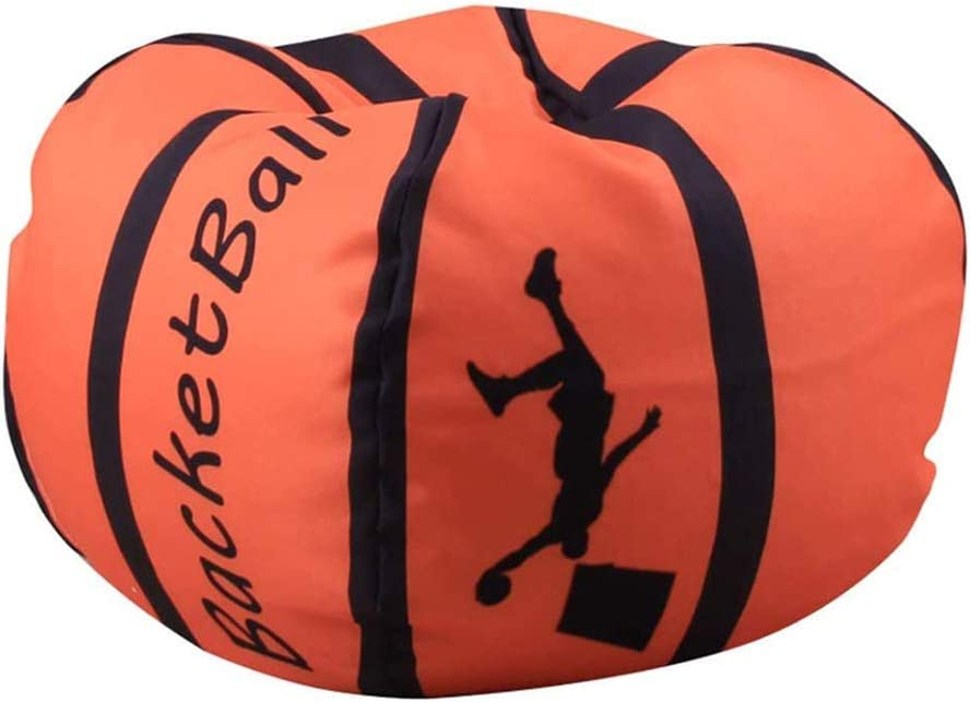 DTLEO Cheap Children's Basketball Wholesale Beanbag Chair Plush Quil Toy Clothes