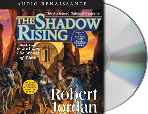 The Shadow Rising: Book Four of 'The Wheel of Time' (Wheel of Time, 4)