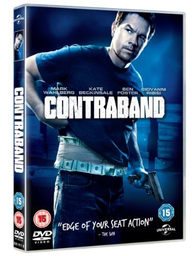 Contraband [DVD] by Kate Beckinsale