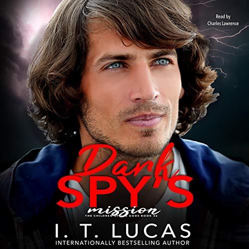 Dark Spy's Mission audiobook cover art