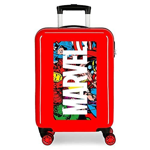 Marvel Action Marvel Suitcase Maleta Rojo