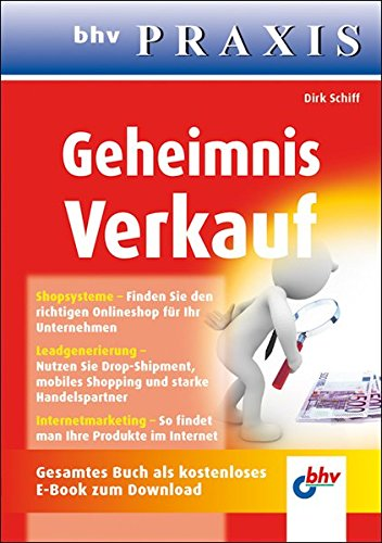 Geheimnis Verkauf: Mit kostenlosem E-Book zum Download (bhv Praxis)