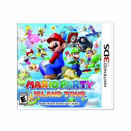 small Mario Party: Island Tour