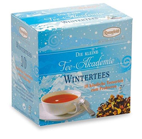 Ronnefeldt Tee-Akademie - Wintertees - 10x3,9g - loser Tee