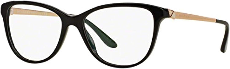Eyeglasses Bvlgari BV 4108B 5362 HAVANA GRADIENT BROWN