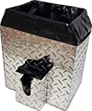 Activedogs Best Ever Dog Poop Scooper (Disposal Bucket) - All Aluminum Design Heavy Duty & Durable Waste Removal Shovel Scoop Tool or Bucket - Built to Last - Made in The USA (Disposal Bucket)